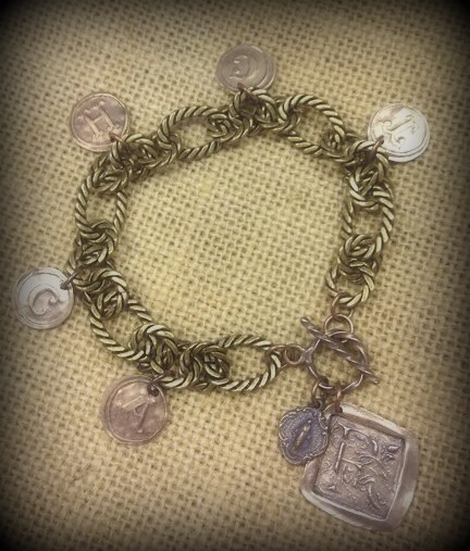 Make Your Own Charm Bracelets: Bracelets: 'Create Your Own' Family Charm Bracelet