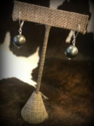 Earrings on LeverBacks